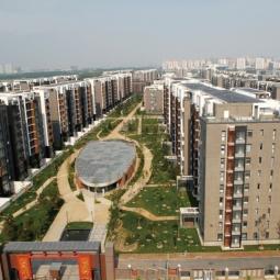 北京奥运村社区防水维修案例